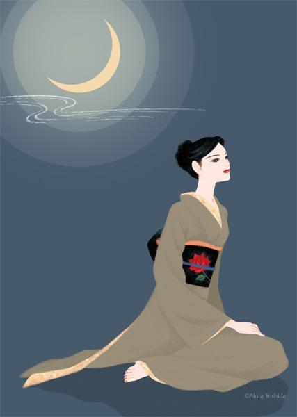 Japan Beauty「月光」