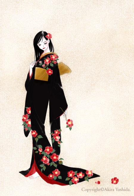 画像】何かと役立つ素材まとめ 冬の花 椿 ...