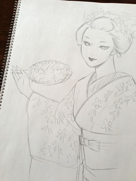 都をどり 祇園 舞妓