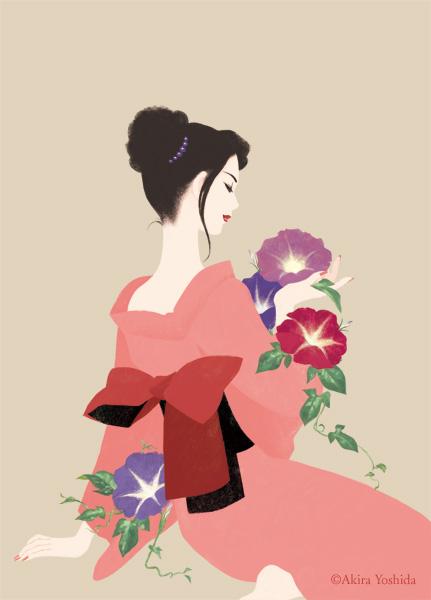 Japan Beauty「あさがお」